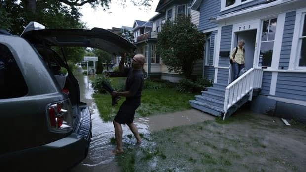 Alberta flooding emergency