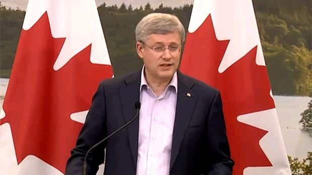 Harper's take on G8