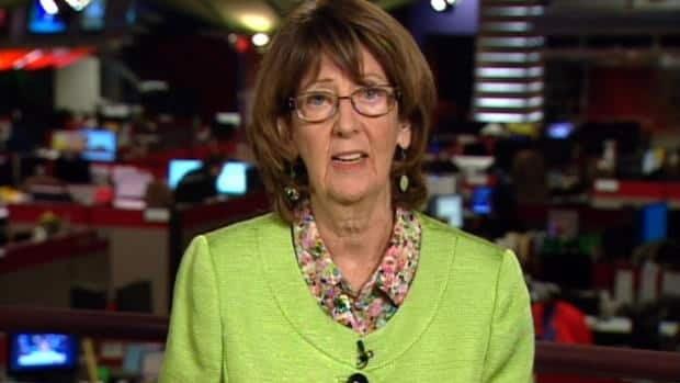 Marjory LeBreton on Senate scandal