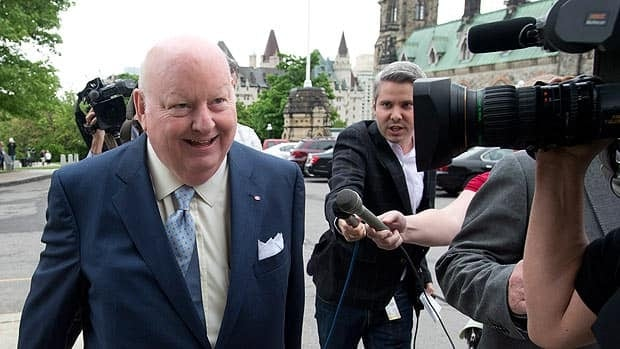 Duffy expense scandal