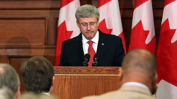 Harper on Senate scandal