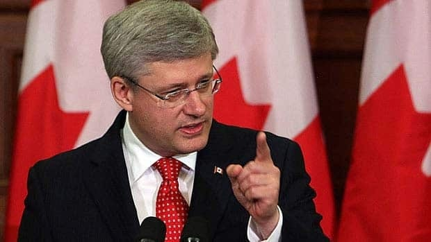'Upset' Harper on Senate scandal