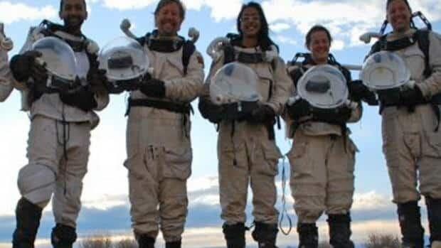 CBC reporter goes to NASA Academy
