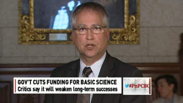 Funding cuts for science