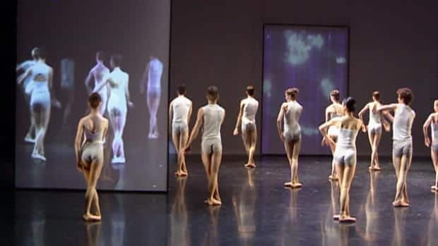 Ballet and technology