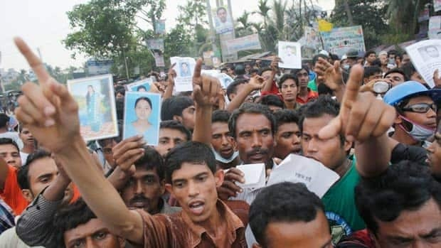 Bangladesh protesters demand death