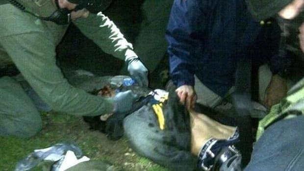 Boston manhunt ends