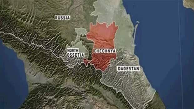 Chechnya's history of violence