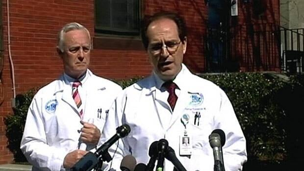 Boston hospital officials
