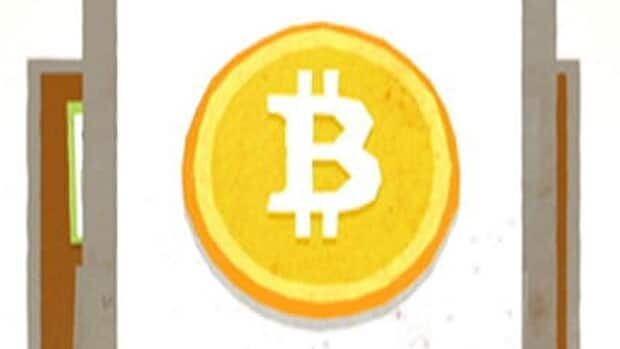 Volatile Bitcoin
