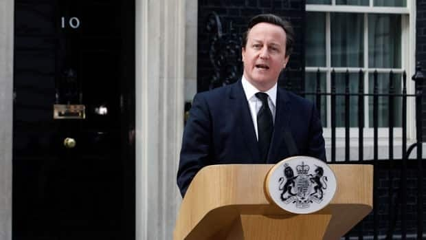 British PM comments on the death of Margaret Thatcher