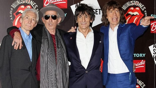 Stones headed back on tour