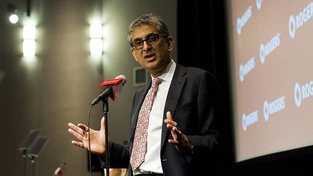 Rogers CEO stepping down