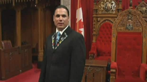 Move to put Brazeau on leave
