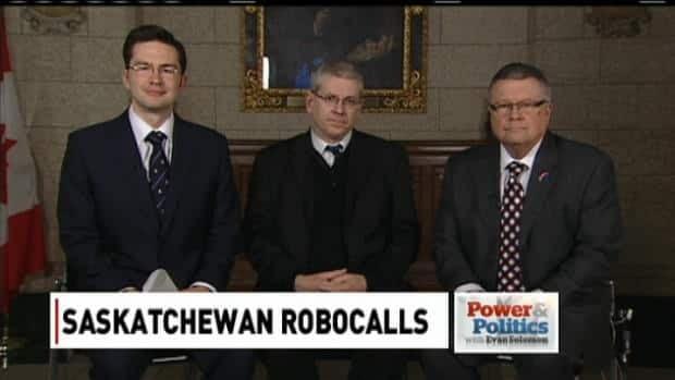 Saskatchewan robocalls