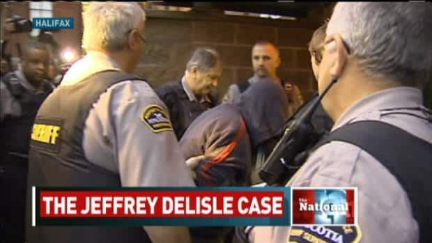 Delisle's sentencing hearing