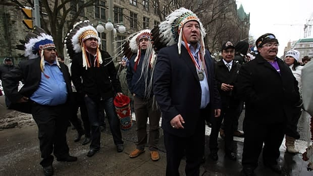 PM meets First Nations