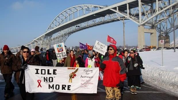 Idle No More's momentum