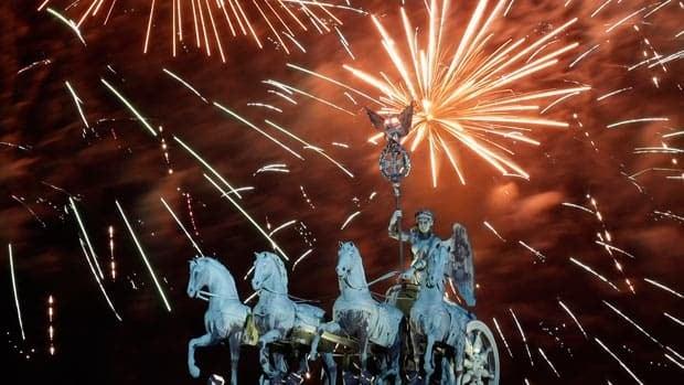 Berlin celebrates 2013
