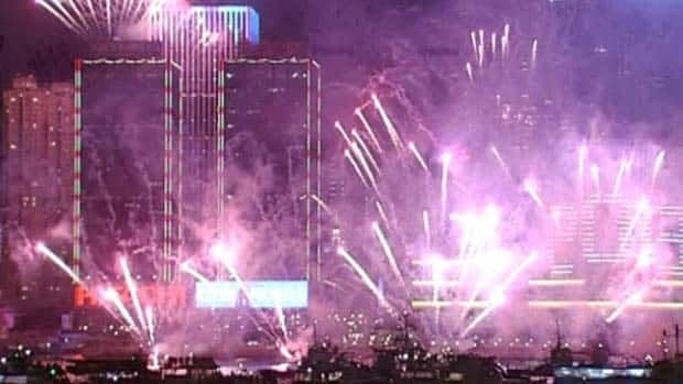Hong Kong welcomes 2013