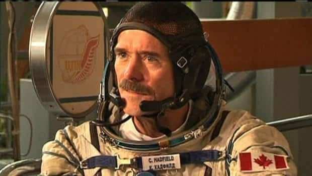 Hadfield to take charge of ISS