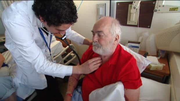 Long-term-care patients clog hospitals