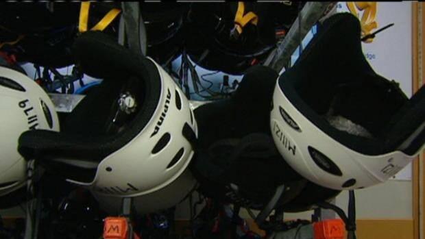 Ski helmet safety claims