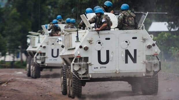 Congo rebels take airport near UN base