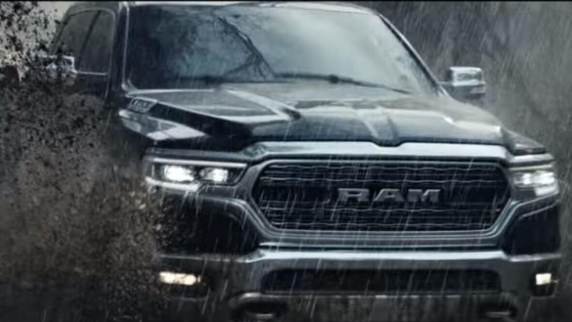 Dodge Ram Super Bowl commercial Martin Luther King foto