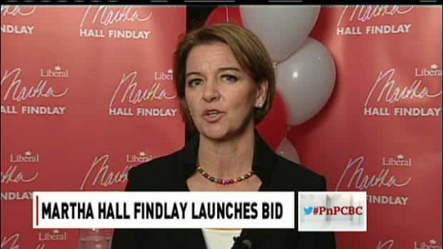 Hall Findlay eyes Liberal leadership