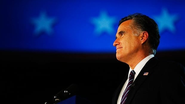 Romney's concession speech