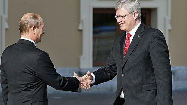 Harper focused on debt reduction at G20 Summit