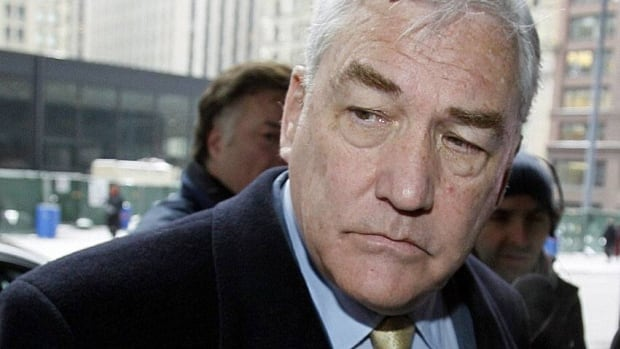 A court has ruled Conrad Black owes taxes for 2002, when he was living in the U.K. (Canadian Press)