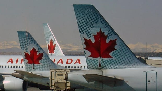Air Canada's full-year, adjusted earnings were a company record of $340 million, or $1.20 per share — six-times higher than in 2012, the airline announced Wednesday.
