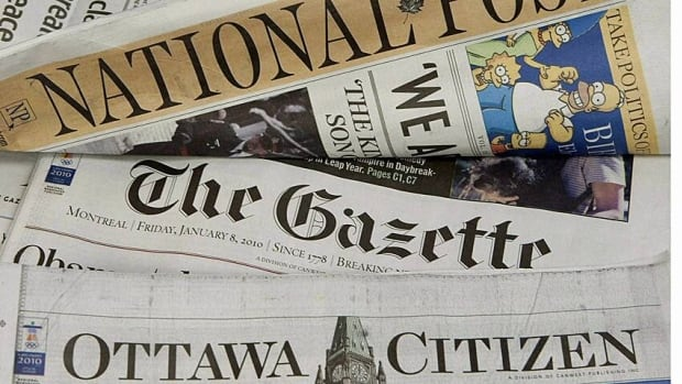 A U.S. hedge fund has purchased a 19 per cent stake in National Post publisher Postmedia.