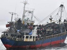 Nearly 600 Sri Lankans fled their country and sailed to Canada on cargo ships, The Ocean Lady and the MS Sun Sea, in 2009 and 2010.