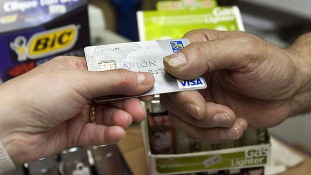 Canada's debt to income ratio hit 165 per cent at the end of 2012.