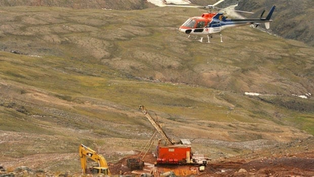 Two companies, which are currently exploring for minerals in Nunavut, want to revive a project to build a port and roads in the Kitikmeot region.