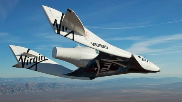 One lucky citizen of the oil-rich United Arab Emirates could soon get the chance to be rocketed into space. Government-backed Aabar Investments on Sunday announced the start of a competition to award an Emirati a free spot aboard Virgin Galactic's spaceship when it begins ferrying space tourists briefly into space.