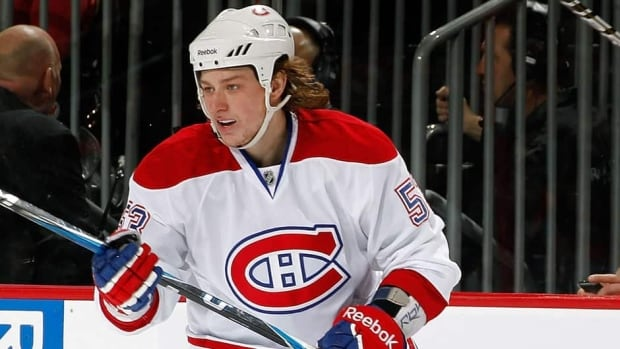 Montreal Canadiens forward Ryan White registered a goal and 23 penalty minutes, to go along with a minus-1 in three playoff games this year.