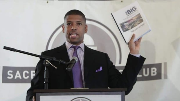 Kevin Johnson, mayor of Sacramento, said the arena deal will avoid new taxes and ensure a net impact to the city's general fund.