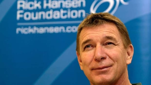 Rick Hansen, CEO of the Rick Hansen Foundation, is calling for a program that celebrates and certifies accessible buildings, patterned on one that certifies buildings for green design.