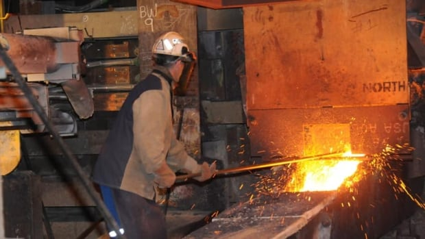 Noront Resources Ltd. will decide by the end of 2017 which one of four northern Ontario communities will be home to its chromite smelter, similar to this Vale smelter in Sudbury, Ont.
