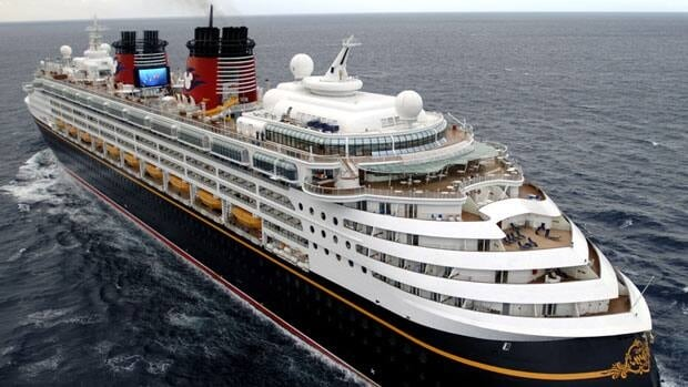 Several cruise ships have been diverted to ports in the Maritimes due to Hurricane Irma. This is a file photo of a Disney Cruise Line ship.