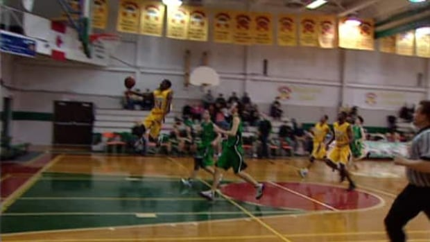 The Coal Bowl is an annual, week-long national high school basketball competition in New Waterford. (CBC)