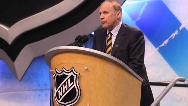 NHL vice-president of hockey operations Colin Campbell said the GMs are in favour of grandfathering in visors.