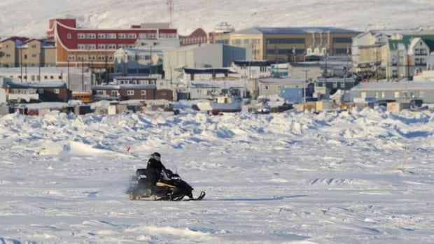 A snowmobile race between Iqaluit and Kimmirut is happening on Saturday, and the first place winner will receive $7,000 cash.