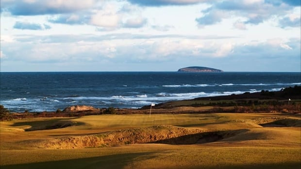 Golf Magazine calls Cabot Links one of the top 100 courses in the world. (Cabot Links)