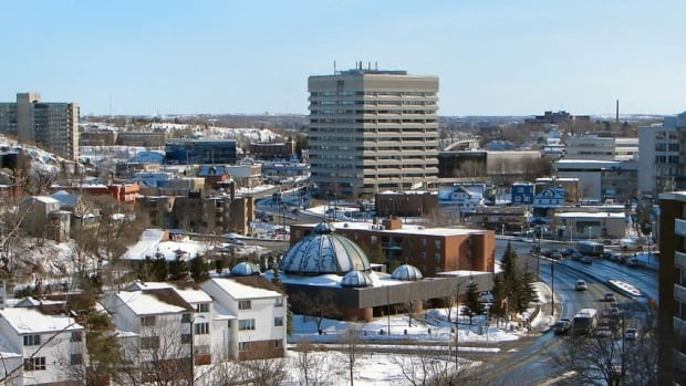 Report finds that downtown Sudbury only has 600 residents, little government investment.