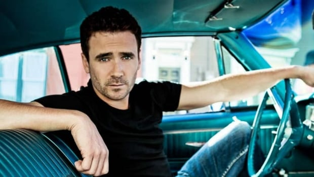 Allan Hawco plays private investigator Jake Doyle on the CBC series Republic of Doyle. CBC